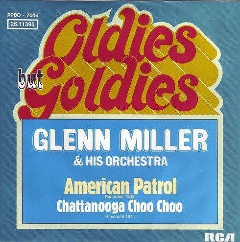 American patrol / Chattanooga Choo Choo (Oldies but Goldies) / PPBO-7046 / 26.11395