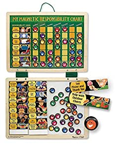 Melissa and Doug My Magnetic Responsibility Chart