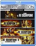 Locandina Il Re Scorpione - Quadrilogia