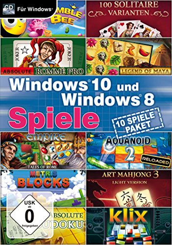 ws 8 Spiele [PC] ()