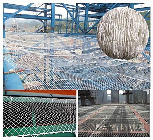 ZGQSW Nylonnetz, Kindersicherheitsnetz, Balkon, Treppenschutznetz, Schwimmbecken-Armlehnen-Ladung-Anhängernetz 1x5m (Size : 1 * 9m(3 * 29ft))
