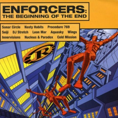 Reinforced Presents: Enforcers...