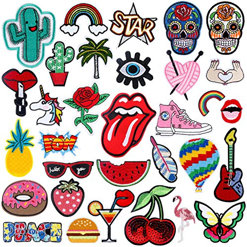 Patch Sticker - RYMALL 32 PC Patch Sticker