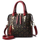 Vismiintrend Stylish Vegan Leather Sling Crossbody Top Handle Handbag for Women   Women's Shoulder bag   Tassel   Diwali Gift
