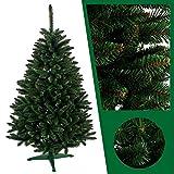 Sapphire Weihnachtsbaum künstlich Tannenbaum Christbaum 160,180,220cm Tanne Dekobaum (Fichte160) -