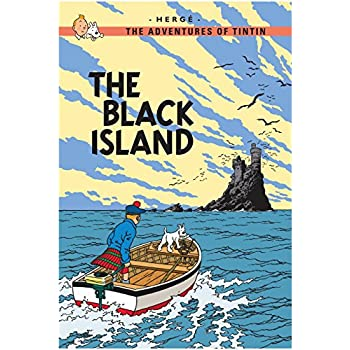 The Adventures of Tintin, Tome 7 : The Black Island