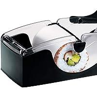 Sushi Making Kit, Sushi Roll Machine Sushi Maker Rouleau Équipement Magic Kitchen Gadget Diy Accessoires De Cuisine Noir