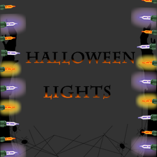 e Wallpaper (Halloween Ghost Lights)