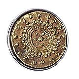 Noosa Chunk Marigold gold/brass