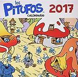 Calendario 2017. Los Pitufos (Base Kids)
