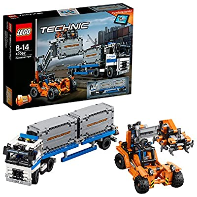 """LEGO 42062 """"Container Yard Building Toy"""