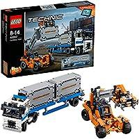 Lego Technic 42062 - Set Costruzioni Trasporta Container