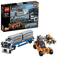 LEGO Technic 42062 Container-Transporter