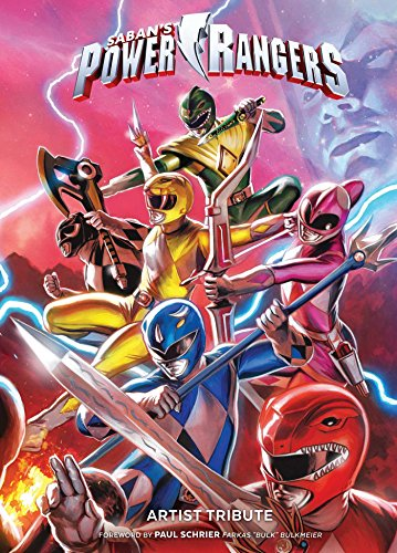 Power Rangers Artist Tribute (Mighty Morphin Power Rangers) (Power Ranger Comic)