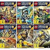 Lego - Nexo Knights Staffel 1 + 2 (1.1 - 2.3) im Set - Deutsche Originalware