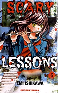 Scary Lessons Edition simple Tome 6