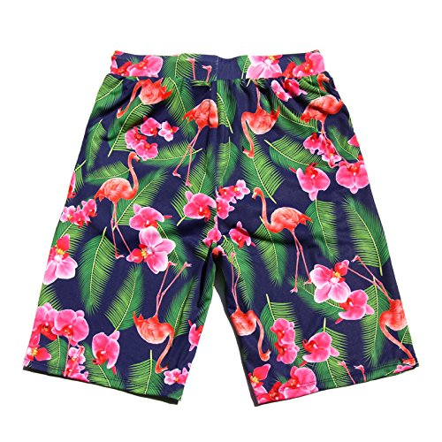 Herren Shorts Beach Sea Honeymoon Speed XL Fünf lose Hose, Herren, XXL (Boardshorts 44 Hurley)