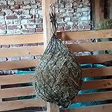 Donet Heunetz Heusack großmaschig 95 Futternetz, Futtersack, Maschenweite 10 cm