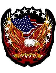 Aufnäher Amerika Adler | G161