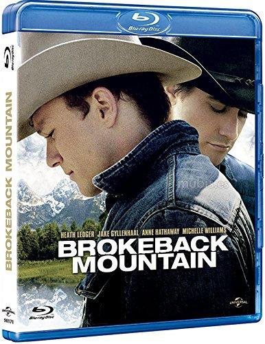 Le Secret de Brokeback Mountain [Blu-ray]