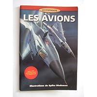 Children's Investigate Series : Avions