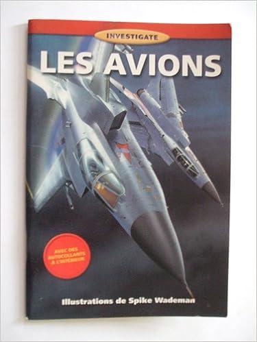 Lire Children's Investigate Series : Avions pdf epub