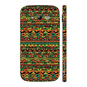 Enthopia Designer Hardshell Case Aztec Signal Back Cover for Samsung Galaxy On7