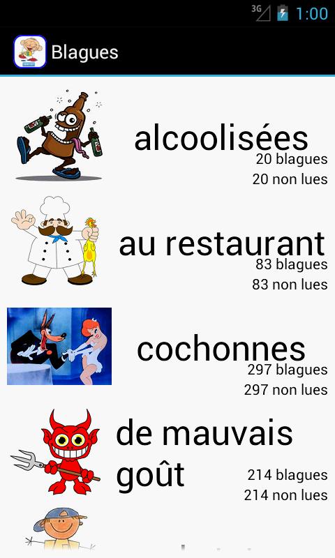 blague drole en francais