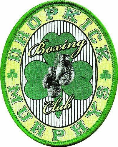 Application Dropkick Murphy s Boxing Club Patch by Application