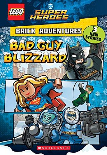 Bad Guy Blizzard (Lego DC Super Heroes: Brick Adventures) (Bad Spielzeug Guy)
