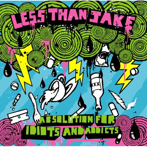 Absolution For Idiots And Addicts (U.S. Version)