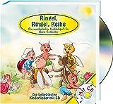 Ringel, Ringel, Reihe: Ein musikalischer Krabbelspaß für kleine Entdecker, die beliebtesten Kinderlieder mit Noten