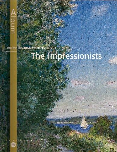 Album sur les impressionnistes (en anglais)