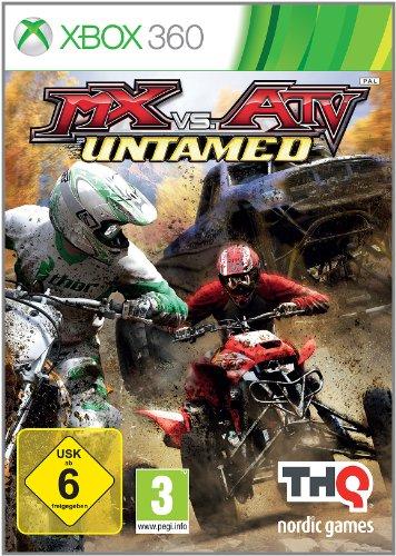MX vs. ATV: Untamed - [Xbox 360] (Motorrad 360 Spiel Xbox)