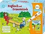 TING Starterset Englisch und Französisch lernen: Buch
