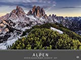 Alpen - Edition Alexander von Humboldt - Kalender 2019 -