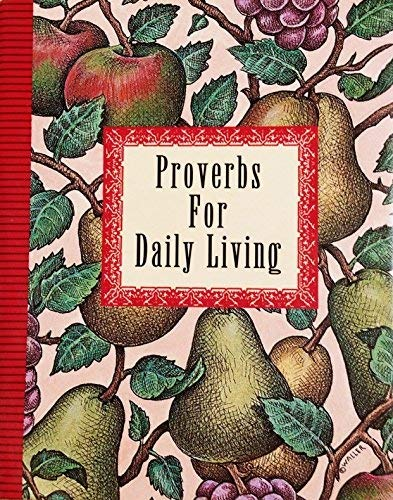 Proverbs for Daily Living (Petites)