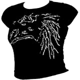 Bob Marley Mujer Roots Rock Reggae Camiseta: Amazon.es: Ropa