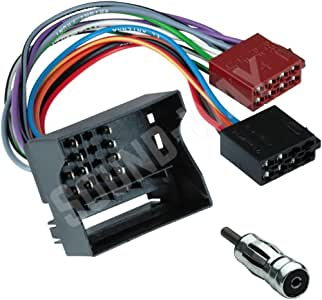 connecteur ISO FORD - cable adaptateur autoradio pour FORD