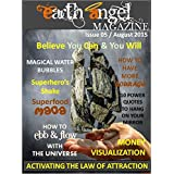 Earth Angel Magazine: Issue 5 August 2015 (English Edition)