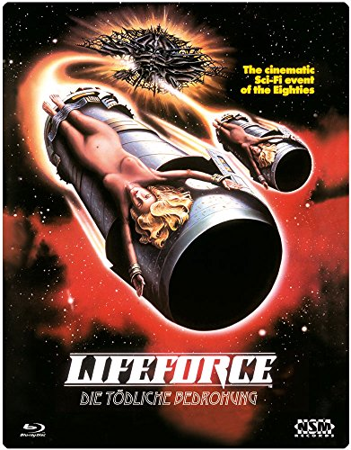 Lifeforce - Uncut - Futurepak [Blu-ray] mit 3D Lenticular