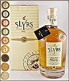 Slyrs Classic Single Malt Whisky mit 9 DreiMeister Edel Schokoladen in 9 Variationen, kostenloser Versand