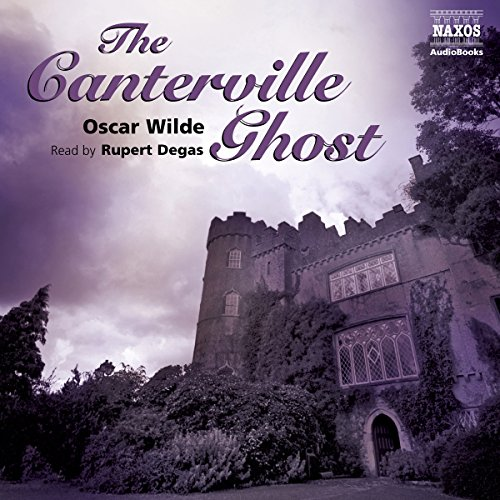 The Canterville Ghost  Audiolibri
