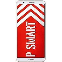 HUAWEI P smart Dual-SIM Smartphone (14,35 cm (5,6 Zoll) FullView Display, 13 MP Dual-Kamera, 32 GB interner Speicher, Android 8.0) Gold