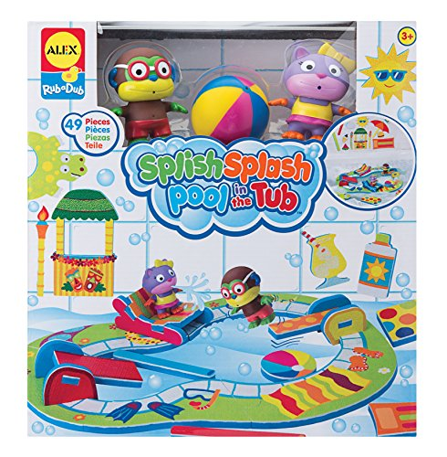 Alex Toys Bath – 812w – Le Coffret Bain – Splash