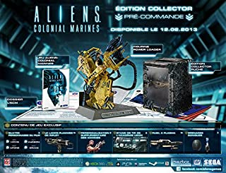 Aliens : Colonial Marines - édition collector (B00A8LS60M) | Amazon price tracker / tracking, Amazon price history charts, Amazon price watches, Amazon price drop alerts