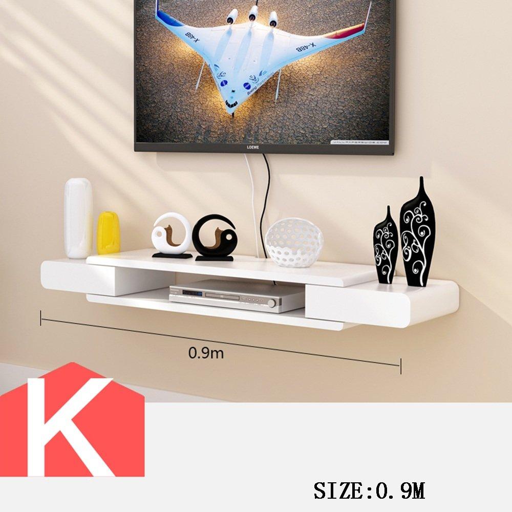 Armoires De Rangement Pour Tv S Jour Mur De Fond Mural Tv  # Decoration Murale Sans Peinture Television Design