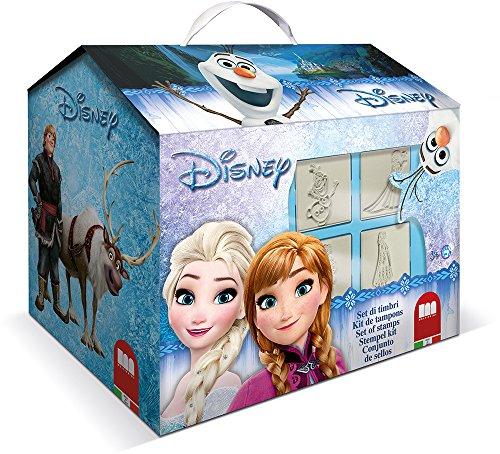 Frozen - Cofre de manualidades (Multiprint 9883)
