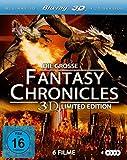 Die große Fantasy Chronicles 3D Limited Edition (6 Filme im 4 Disc Set) [3D Blu-ray]