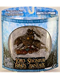 Lord of the Rings ARmies of Middle Earth 1/24 scale figure - Warg Rider